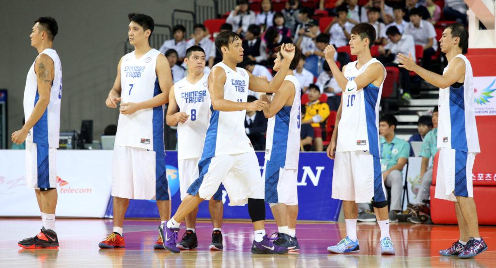 中華奧林匹克籃球