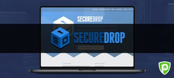 Secure-drop-暗網網站