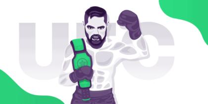 如何從任何地方線上看UFC 266直播?