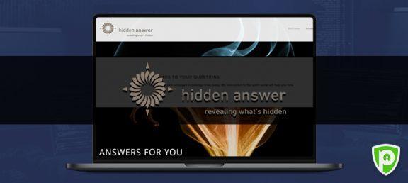 hidden-answer-暗網網站