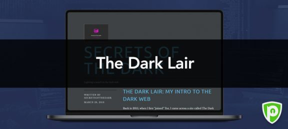 the-Dark-Lair-暗網網站