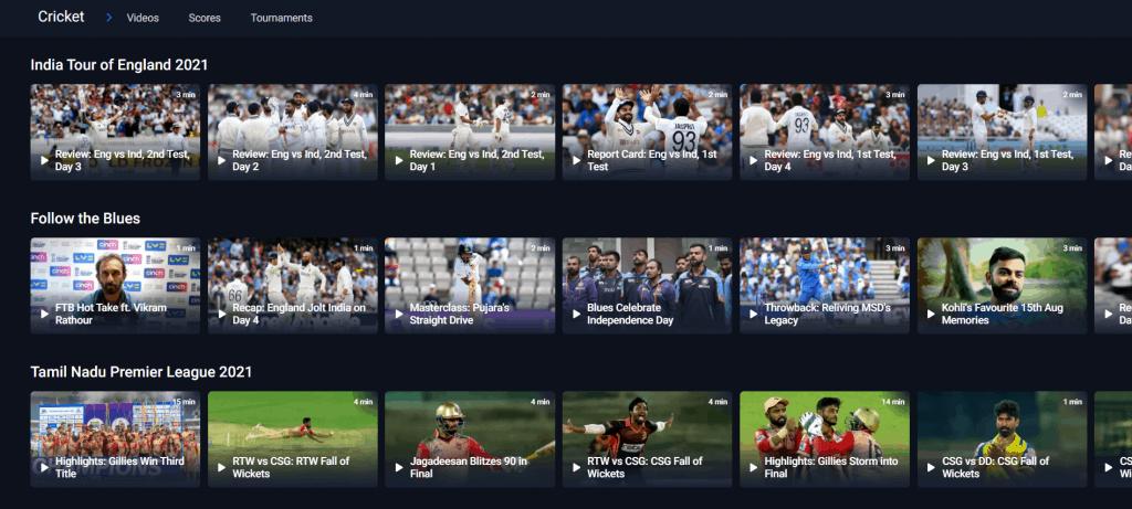 板球世界杯轉播