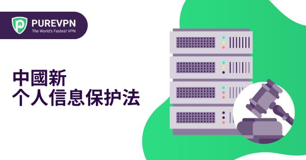 中國个人信息保护法