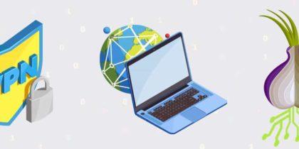 Tor vs VPN vs 代理 – 快速指南